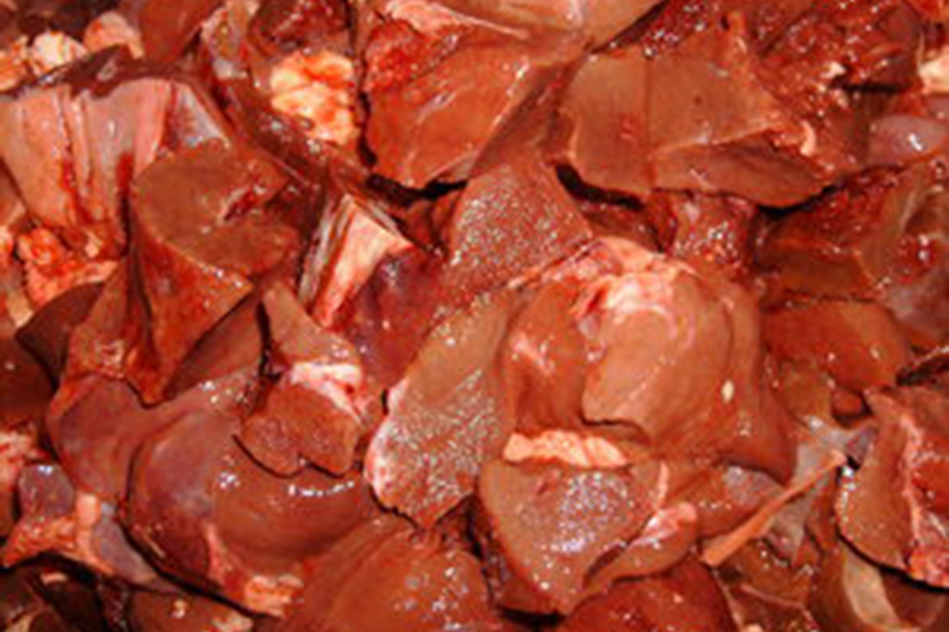 BARF er råt kød fra danske slagterier